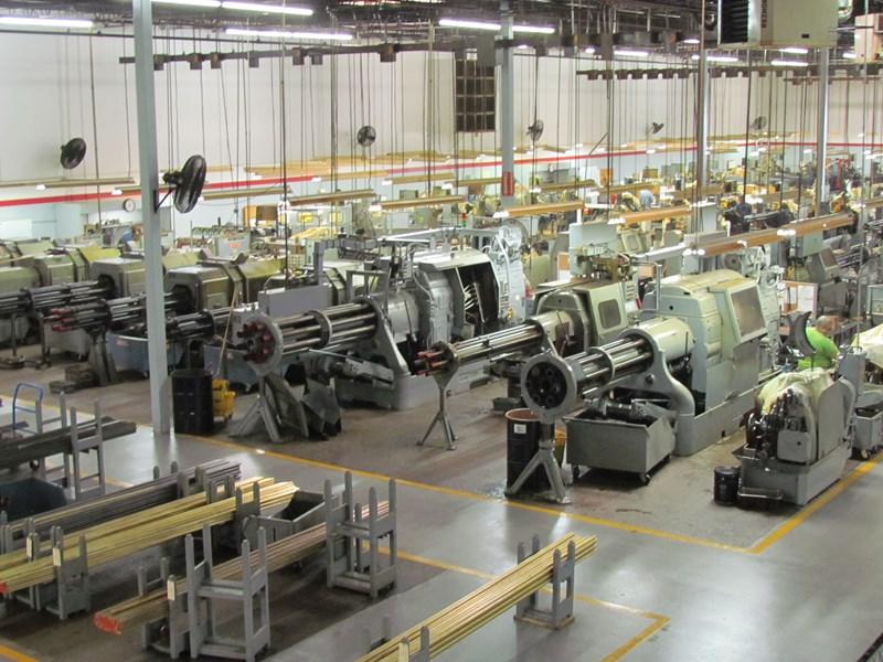 SOS manufacturing